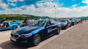 BMW ELECTRIC NOW TOUR 2017