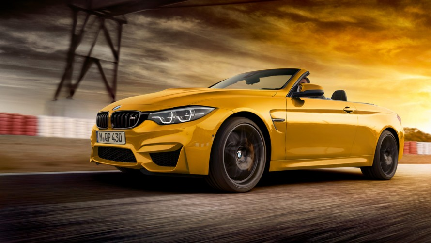 BMW M4 Cabrio Edition 30 Years.