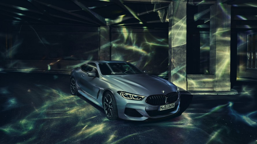 BMW M850i xDrive Coupé First Edition.